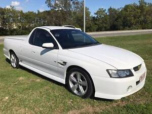 2005 Holden Commodore VZ SS Ute Manual $9950 Eagle Farm Brisbane North East Preview