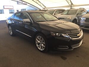 2018 Chevrolet Impala 2LZ NAVIGATION, LEATHER, HTD SEATS, DUA...