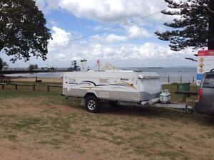 Jayco Outback Swan Camper Meridan Plains Caloundra Area Preview