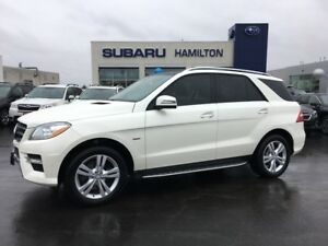2012 Mercedes-Benz M-Class LOADED | BLUETEC | 4MATIC