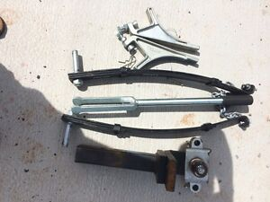 Adjustable tow hitch, caravan stabiliser Toowoomba Toowoomba City Preview