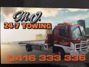 Tow Truck Towing Service Tilt Tray Service. Tullamarine Hume Area Preview