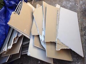 GYPROCK OFFCUTS... FREE..... FREE... FREE..... ENGADINE Engadine Sutherland Area Preview