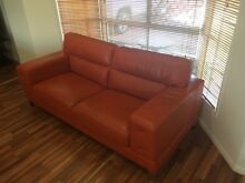 Italian Leather Sofa Durack Brisbane South West Preview