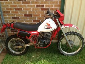 Honda XL250R parts or restore. 1983?? Wattle Grove Liverpool Area Preview