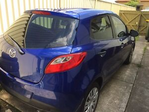 Mazda 2 doors front doors Regents Park Auburn Area Preview