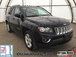 2016 Jeep Compass Sport/North HIGH ALTITUDE NORTH 4X4, SUNROO...