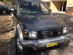 93 Pajero $1000 Belconnen Belconnen Area Preview