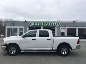 2012 RAM 1500 ST SXT - 4x4 one owner, accident free