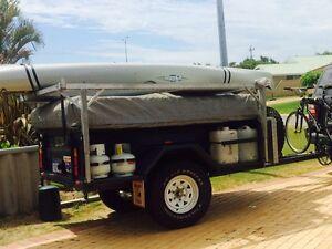 Redback Camper Trailer Port Kennedy Rockingham Area Preview