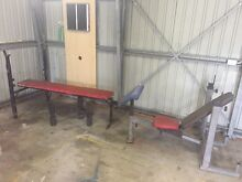Old gym equipment West Mackay Mackay City Preview