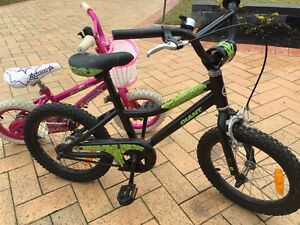 Boy and girl bike Westleigh Hornsby Area Preview