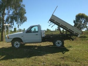 2001 Ford Courier ute / tipper body Allora Southern Downs Preview