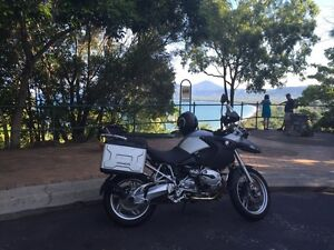 2005 BMW R1200GS Hope Island Gold Coast North Preview