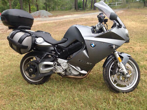 BMW F800 ST 2006 Nerang Gold Coast West Preview