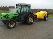 Orchard tractor deutz fahr Kyabram Campaspe Area Preview