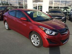 2016 Hyundai Elantra L+ Just Arrived!  Factory Warranty!