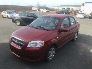 2008 Chevrolet Aveo LS COMES WITH NEW MVI