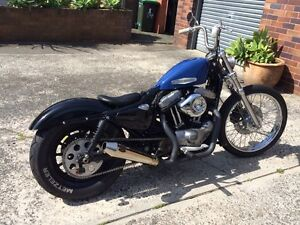 Jap Style Harley 48 XL1200X Kings Cross Inner Sydney Preview