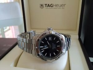 TAG HEUER Aquaracer 300m Automatic Men's Watch Reservoir Darebin Area Preview