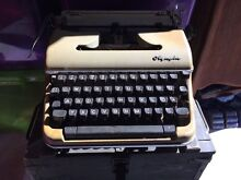 Very Old Typewriter - Olympia Brand Pimpama Gold Coast North Preview