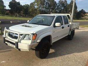 2009 Holden Colorado 3Ltr TD 4X4 Englorie Park Campbelltown Area Preview