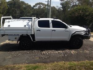 2012 Toyota Hilux 4x4 Springwood Blue Mountains Preview