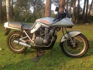 Suzuki katana 750 Brandy Hill Port Stephens Area Preview