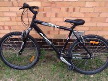 Item: AVANTI Black Thunder Mountain bike. Reservoir Darebin Area Preview