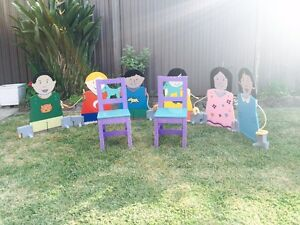 Children's Chairs and Furniture Carlton Kogarah Area Preview