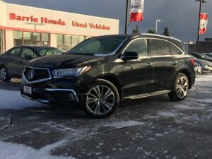 2017 Acura MDX Elite Package Fully Loaded!!!