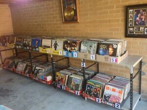 More than a 1000 vinyl records for sale (not for dealers) Hadfield Moreland Area Preview