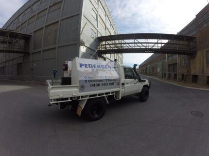 Pedersen mobile heavy diesel repair Fairview Park Tea Tree Gully Area Preview