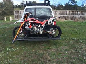 New. Motorbike Rack Mx Carrier Motorcycle Holder. Enduro South Morang Whittlesea Area Preview