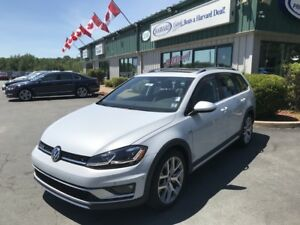 2018 Volkswagen Golf Alltrack 1.8 TSI Leather/4Motion/Rearvie...