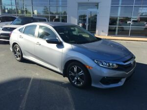 2017 Honda Civic LX One Owner! Dealer Maintained!