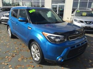 2015 Kia Soul EX Warranty incl. Heated seats Auto.