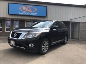 2015 Nissan Pathfinder SL NEW TIRES!!! NAVIGATION, LEATHER, D...