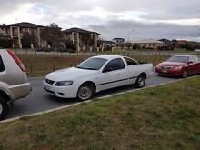 2007 Ford Falcon Ute Gungahlin Gungahlin Area Preview