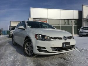 2015 VW Golf 1.8T Trendline with Monster Mats