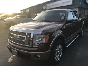 2011 Ford F-150 KING RANCH SUPER CREW