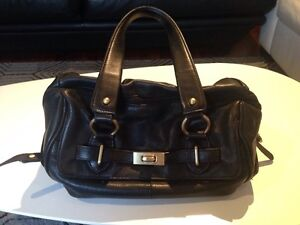 Leather Handbag Manning South Perth Area Preview