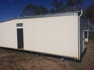Transportable / Modular / Building / Donga / 12m x 3m Blackstone Ipswich City Preview