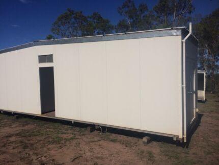 Transportable / Modular / Building / Donga / 12m x 3m