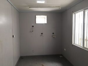 4.8 X 2.4donga site office Helensvale Gold Coast North Preview