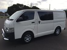 Toyota Hiace Automatic 3.0Ltr Turbo Diesel Sadleir Liverpool Area Preview