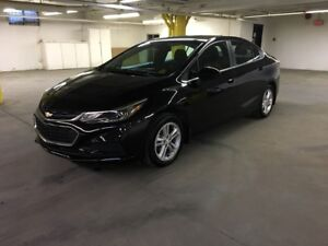 2016 Chevrolet Cruze LT Auto 1.4L 4CYL, GREAT ON GAS, BACK UP...