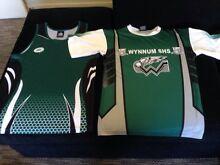 Wynnum State High School Shirts Manly Brisbane South East Preview