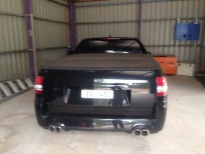 2009 Holden ssv Supercharged ute Marlow Lagoon Palmerston Area Preview