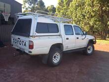 2000 Toyota Hilux Dardanup West Dardanup Area Preview